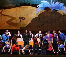 A Sondheim Triptych – Saturday Night, Merrily We Roll Along, Anyone Can Whistle