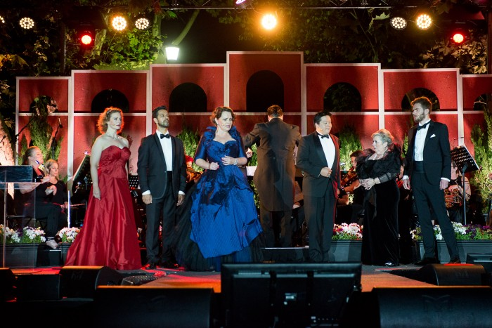 Opera Classics in the Park 2017
